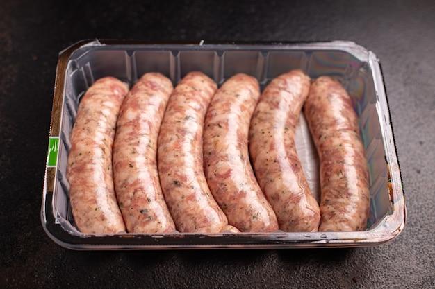 Rohwürste gemüsesnack protein seitan fleischlos sojaweizen vegetarischer oder veganer snack