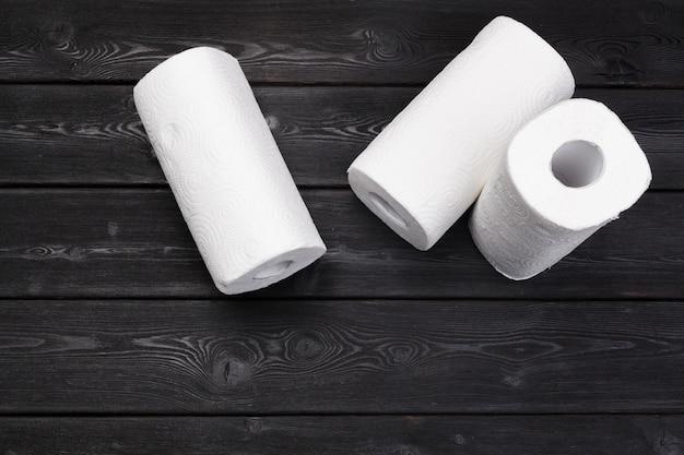 Rolle papiertuch