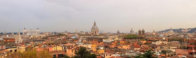 Rom panorama von pincio