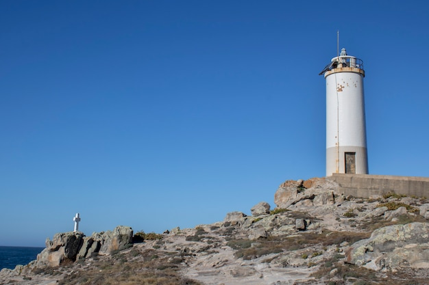 Roncudo leuchtturm.