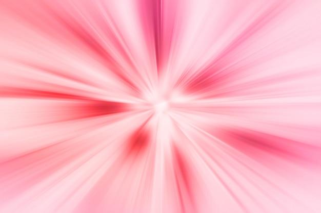 Rosa farbbewegungsunschärfe für schnelle geschwindigkeitszusammenfassung für hintergrund.