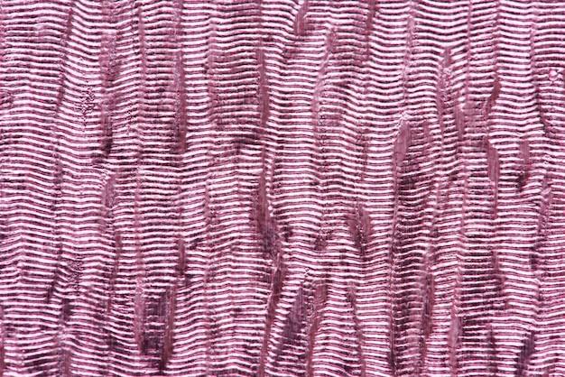 Rosa glänzender stoff strukturierter hintergrund