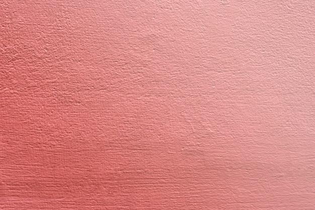 Rosa hintergrund der einfachen wand