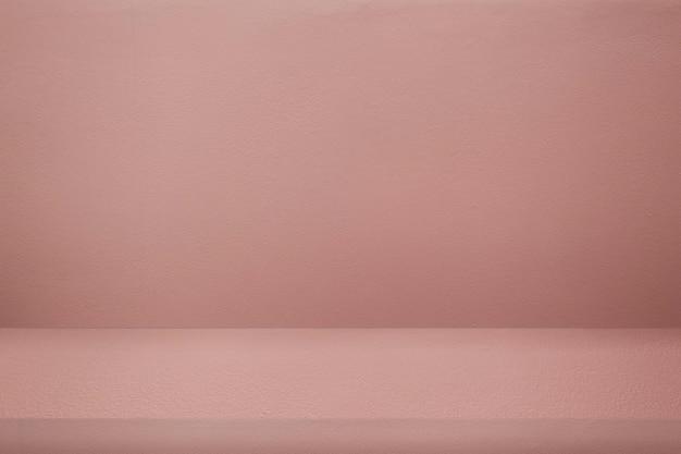 Rosa produkthintergrund mit leerzeichen