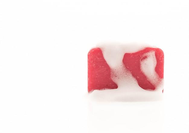 Rosa seifenblase