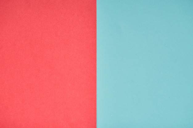 Rosa und blaue pastellpapierfarbe für hintergrund