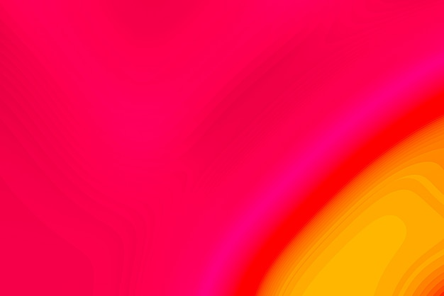 Rosa und orange - hintergrund der abstrakten linien