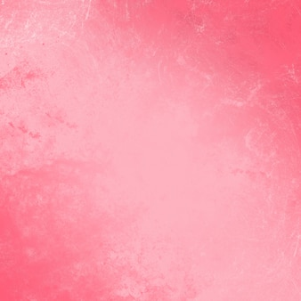 Rosa zerkratzte oberfläche