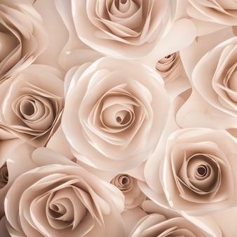 Rosafarbener blumenhintergrund reytos