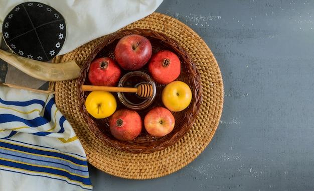 Rosch haschana jüdisches neujahr