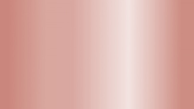 Roségoldmetallfolien-zusammenfassungshintergrund mit weicher glänzender raumbeschaffenheit für weihnachten und valentinsgruß.