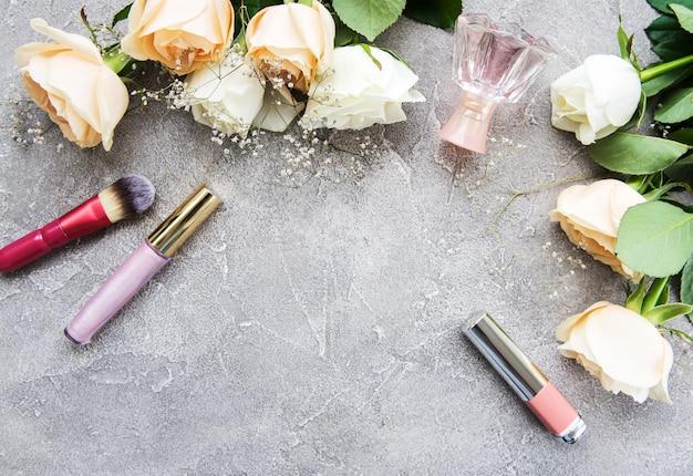 Rosen und kosmetik