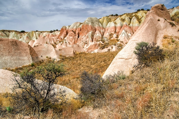 Rosental göreme kappadokien türkei im sommer