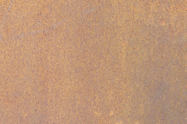 Rost auf einem alten blech textur