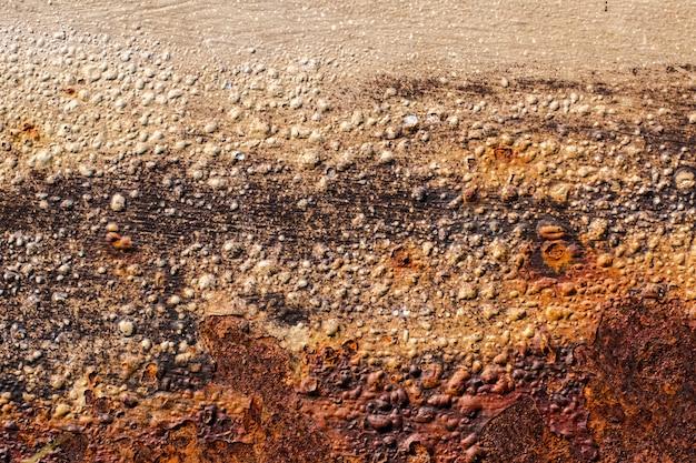 Rost textur hintergrund