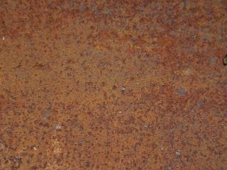 Rost textur rostige oldtimer