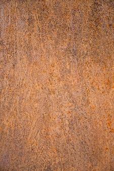 Rostige metallstruktur