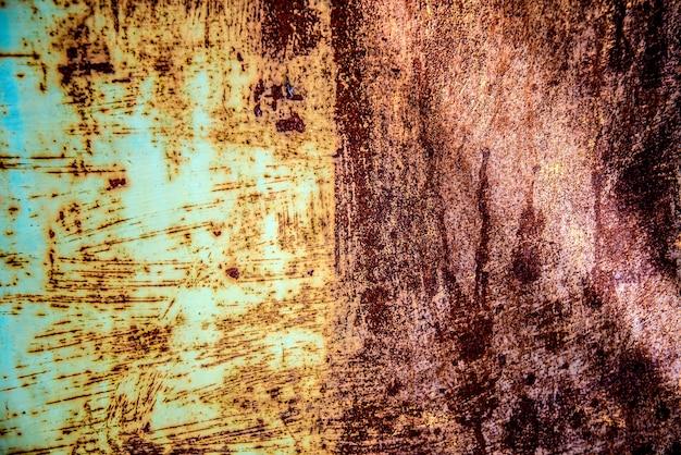 Rostiger abstrakter hintergrund