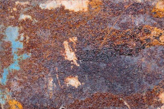 Rostiger metall hintergrund