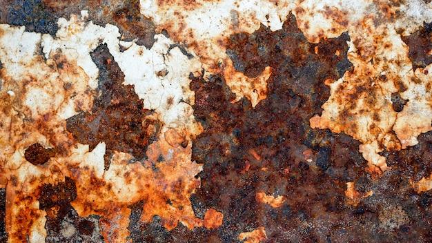 Rostiger metallbeschaffenheitshintergrund des schmutzes für innenaußendekoration und industrielles konstruktionskonzeptdesign
