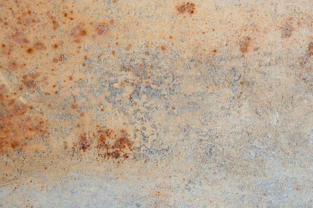 Rostiger metallhintergrund