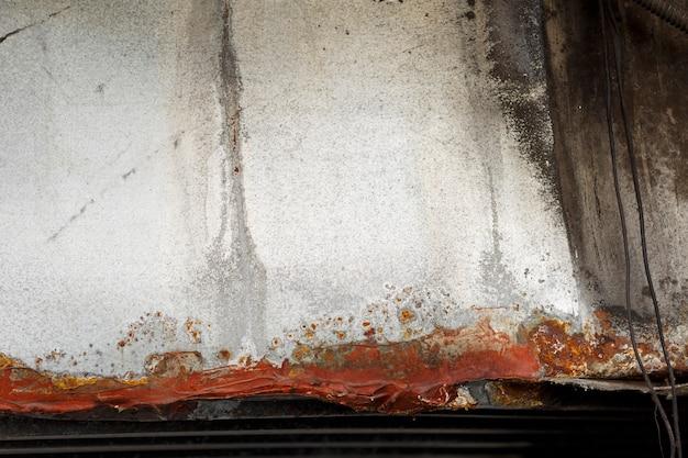 Rostiger texturhintergrund
