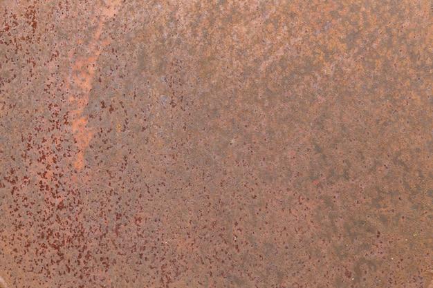 Rostiges eisenblech. textur und hintergrund.
