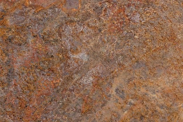Rostiges metall hintergrund, textur.