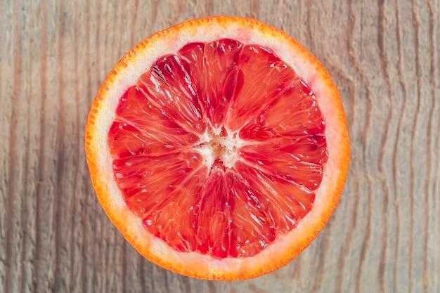 Rot-orangefarbener hintergrund