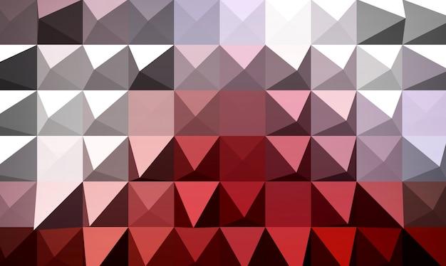 Rot verdrängen geometrischen abstrakten hintergrund