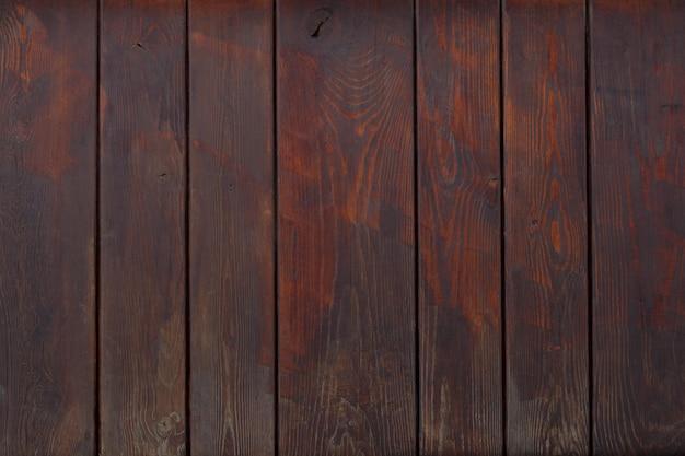 Rotbraune vintage holzoberfläche als hintergrund
