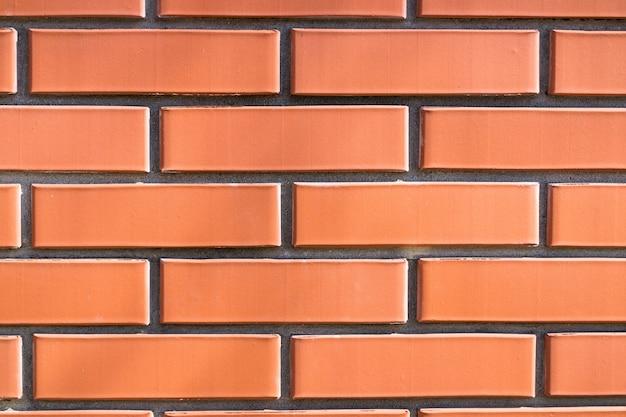 Rote backsteinmauern