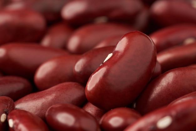 Rote bohnen sind sehr nützlich