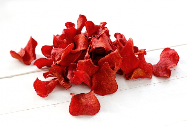 Rote chips