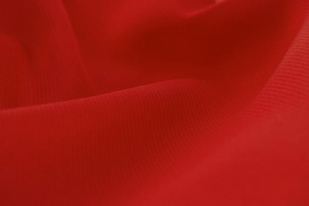 Rote gewebebeschaffenheit