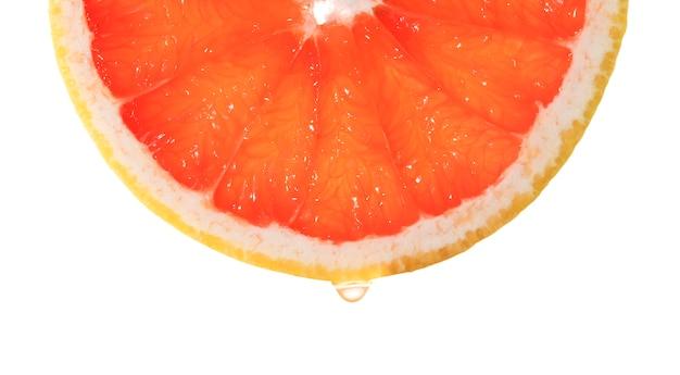 Rote grapefruit