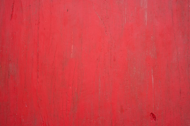 Rote holzoberfläche