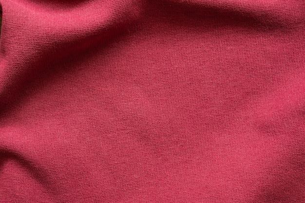 Rote kleidung stoff textur muster hintergrund