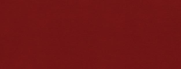 Rote leinwand textur banner
