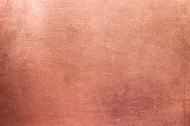 Rote metalloberfläche