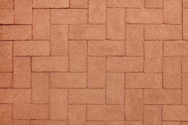 Rote steinpflasterungshintergrundbeschaffenheit