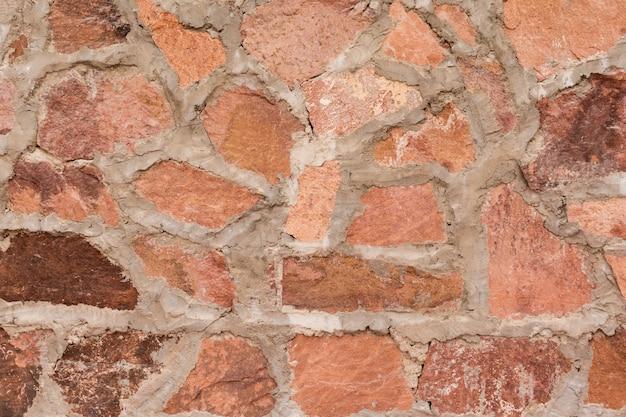 Rote steinwandgebirgsbeschaffenheit und