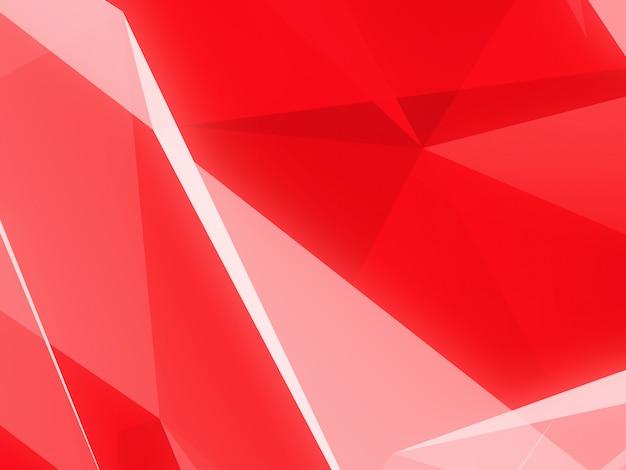 Roter abstrakter hintergrund, wiedergabe 3d.
