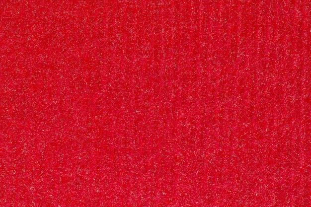 Roter abstrakter papierhintergrund oder streifenmuster-kartonbeschaffenheit. hochauflösendes foto.