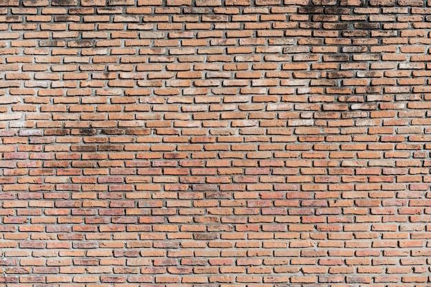 Roter backsteinmauerhintergrund