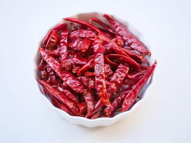 Roter kühler pfeffer