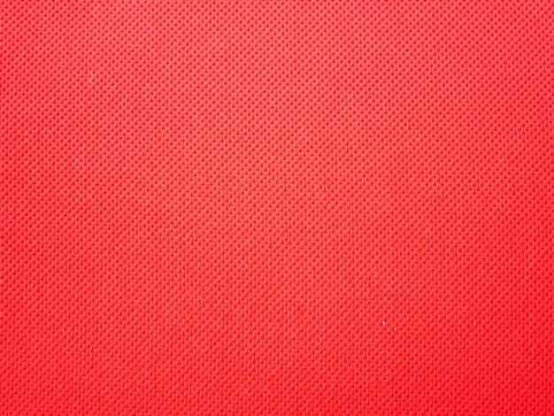 Roter lederhintergrund, schmutzige lederhautstruktur