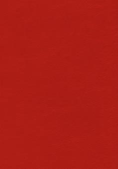Roter lederhintergrund