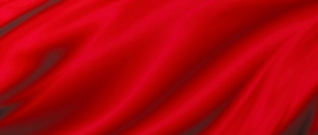 Roter luxusgewebehintergrund