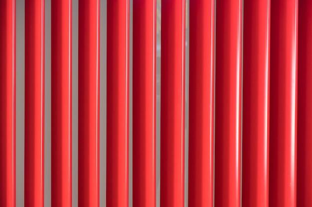 Roter moderner flossensonnenschutz zeichnete hintergrund